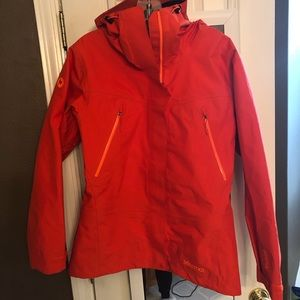 Marmot Gore-Tex Minimalist water proof Jacket